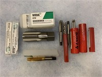 Lot of Taps-Drill Countersinks