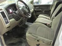 2011 DODGE RAM SLT 3500 CREW CAB DIESEL