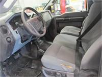 2011 FORD F250 XL CREW CAB 4X4