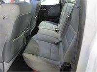 2014 CHEVY SILVERADO WT 1500 DOUBLE CAB 4X4