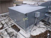 3pc Large Roof Top Exhaust Fans