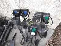 4pc Gun Racks