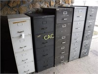 5pc Filing Cabinet