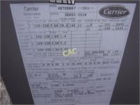 Carrier Large A/C Unit