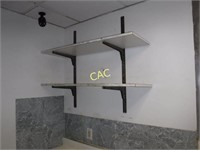 Cabinet w/Kitchen Sink and Shelves
