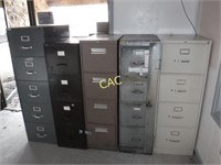 5pc Filing Cabinets