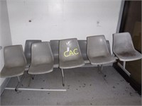 2pc Seating (9chairs)