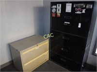 2pc Filing Cabinets