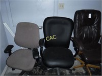 8pc Office Chairs