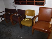 6pc Chairs