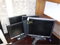 5pc Monitors