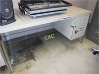 2pc Metal Desks