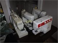 4pc Sewing Machine