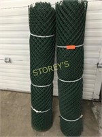 Roll of Mesh Fencing