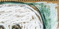 US Pop Art Mixed Media Signed Basquiat