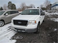 2008 FORD F-150 167241 KMS