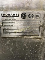 Hobart AM14 Flow Thru Dishwasher