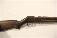Western Field and Stevens .22 Partial Rifles