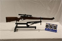 Mossberg 46M .22S,L,LR Bolt Action Rifle