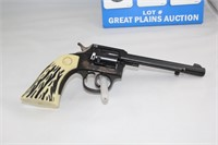 Iver Johnson .22 DA Revolver