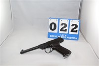 High Standard Dura-Matic .22 Semi-Automatic Pistol