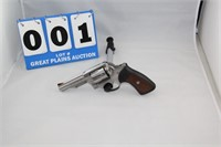 Ruger GP100 DAO .357 Magnum Revolver