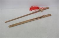 Blade Hardwood Martials Art Training Sword
