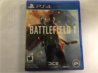 """""""As Is"""" PS4 Battlefield 1"""