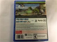 """""""As Is"""" PS4 Plants vs. Zombies Garden Warfare"""