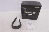 """""""As Is"""" Samsung Gear Fit2 Pro (Black, Small)"""
