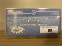 Fastenal 200pc Screw Assortment
