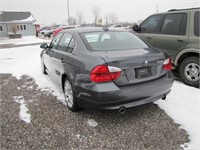 2007 BMW 335I 131230 KMS