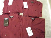 Resturant Chef Jacket On-Line Auction Jan 2019