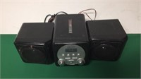 GPX Radio/ CD Player