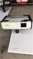 Epson 3LCD Projector w/ Ceiling Bracket