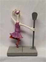"Will Bullas Fine Art ""Ballet Parking"" Figurine"