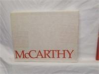 Frank McCarthy 15th Anniversary Printmaking Book