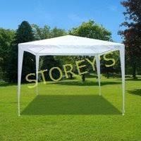 ~10' x 20' White Outdoor Event Tent