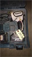 Makita Flashlight and Battery Charger
