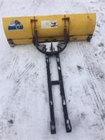 .ATV PLOW IN EXCELLENT CONDITION