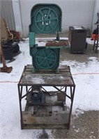 BANDSAW COMPLETE - NOT TESTED