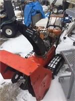"8 HP 27"" THROW CANADIANA TRACK SNOWBLOWER"