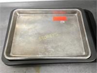 8 Asst Baking Sheets