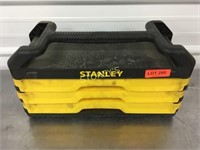 Stanley 3 Tray Work Box