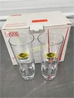 6 Rastal Glass Tumblers