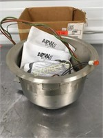APW As New Drop In Heated Insert