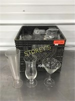 Asst Glassware