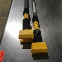 (2) Mop Handles