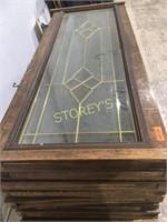 Antique Window Frame - 70 x 30