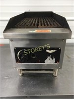 "Vollrath 12"" Gas Charbroiler - Rough"